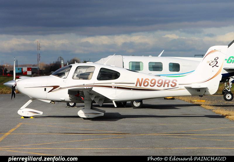 Pierre GILLARD: Private Aircraft - Avions privés : U.S.A. &emdash; 030416