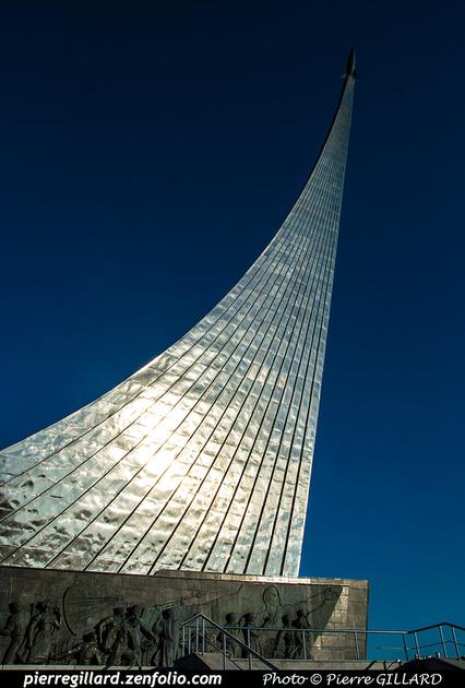 Pierre GILLARD: Russia : VDNKh - Centre panrusse des expositions - Всероссийский выставочный центр &emdash; 2018-527331