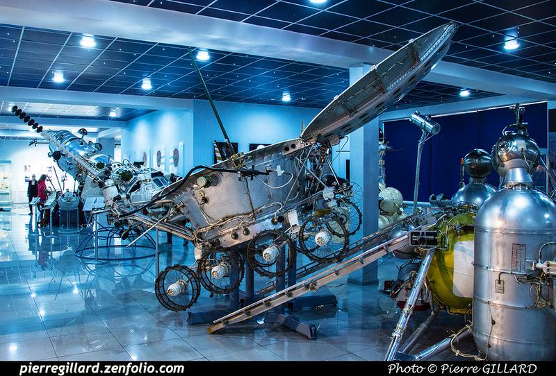 Pierre GILLARD: Russia : Lavotchkin Museum - Musée Lavotchkine - Музей АО «НПО Лавочкина» &emdash; 2018-526641