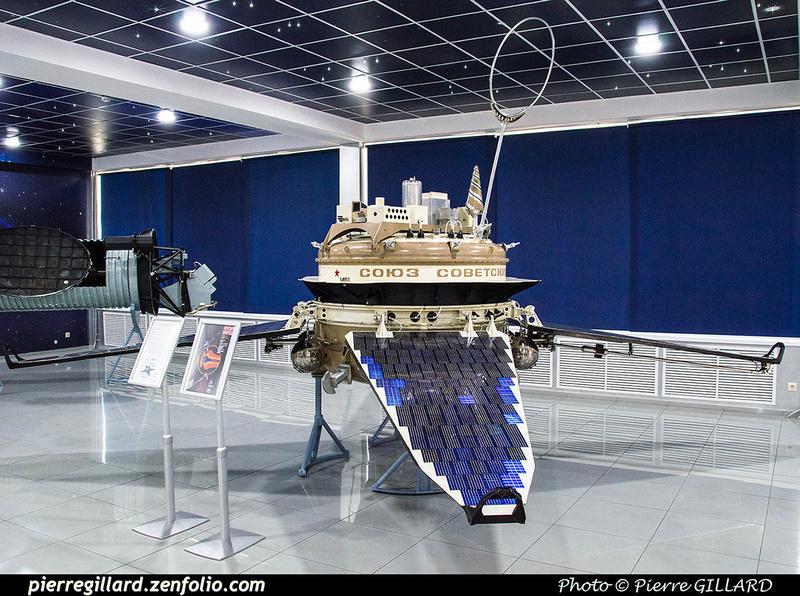 Pierre GILLARD: Russia : Lavotchkin Museum - Musée Lavotchkine - Музей АО «НПО Лавочкина» &emdash; 2018-526585