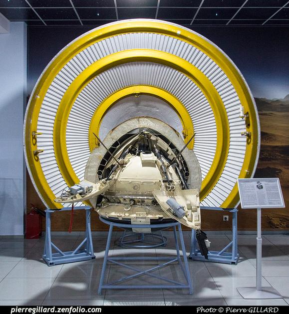 Pierre GILLARD: Russia : Lavotchkin Museum - Musée Lavotchkine - Музей АО «НПО Лавочкина» &emdash; 2018-526599