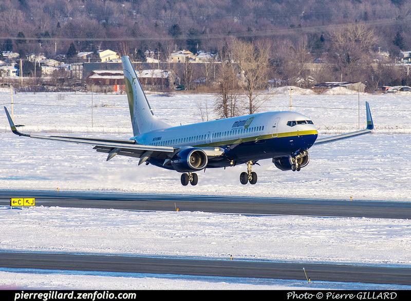 Pierre GILLARD: Miami Air International &emdash; 2019-800168