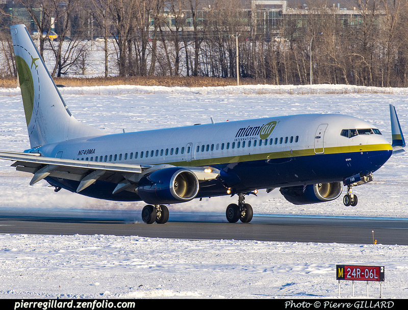 Pierre GILLARD: Miami Air International &emdash; 2019-800169
