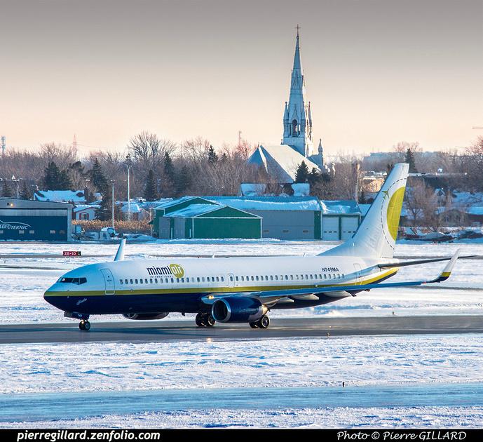 Pierre GILLARD: Miami Air International &emdash; 2019-423955