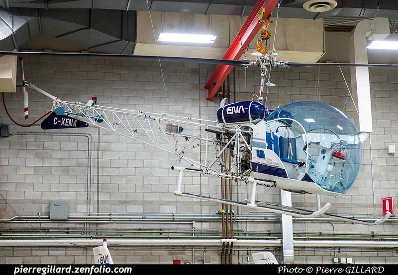 Pierre GILLARD: Bell 47G C-XENA &emdash; 2019-620774