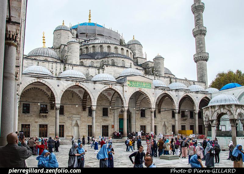 Pierre GILLARD: Istanbul &emdash; 2018-527365
