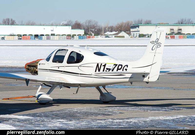 Pierre GILLARD: Private Aircraft - Avions privés : U.S.A. &emdash; 2019-424060