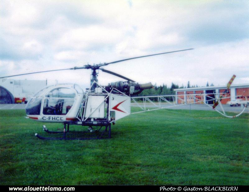 Pierre GILLARD: Canada - Unidentified Operators &emdash; 002926