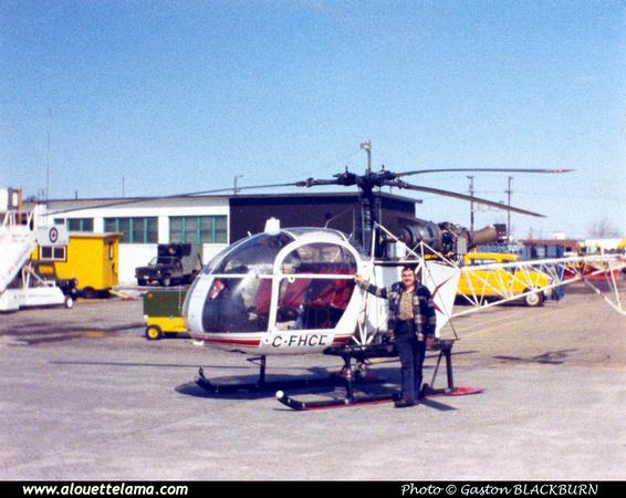 Pierre GILLARD: Canada - Unidentified Operators &emdash; 002925