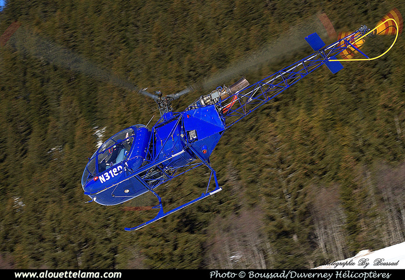 Pierre GILLARD: France - Duverney Hélicoptères sarl &emdash; 030428