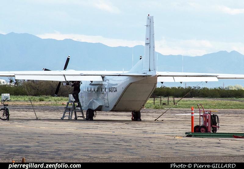 Pierre GILLARD: U.S.A. : Pinal Air Park, AZ &emdash; 2019-527783