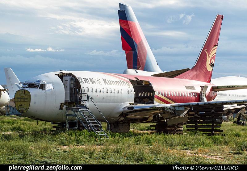Pierre GILLARD: U.S.A. : Pinal Air Park, AZ &emdash; 2019-527808