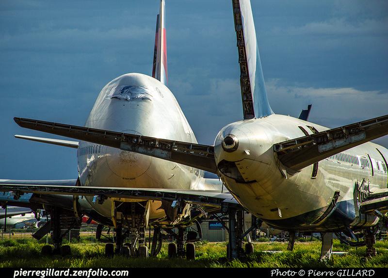 Pierre GILLARD: U.S.A. : Pinal Air Park, AZ &emdash; 2019-527829