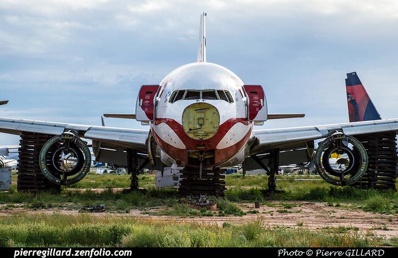 Pierre GILLARD: U.S.A. : Pinal Air Park, AZ &emdash; 2019-527832