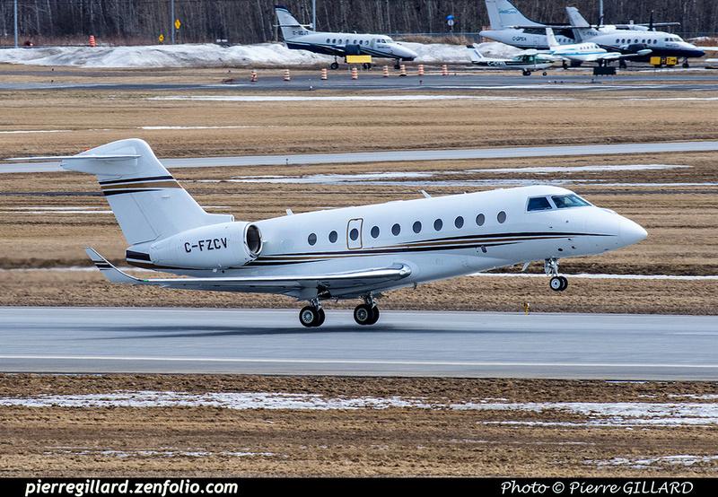 Pierre GILLARD: Canada - Skyservice &emdash; 2019-800474