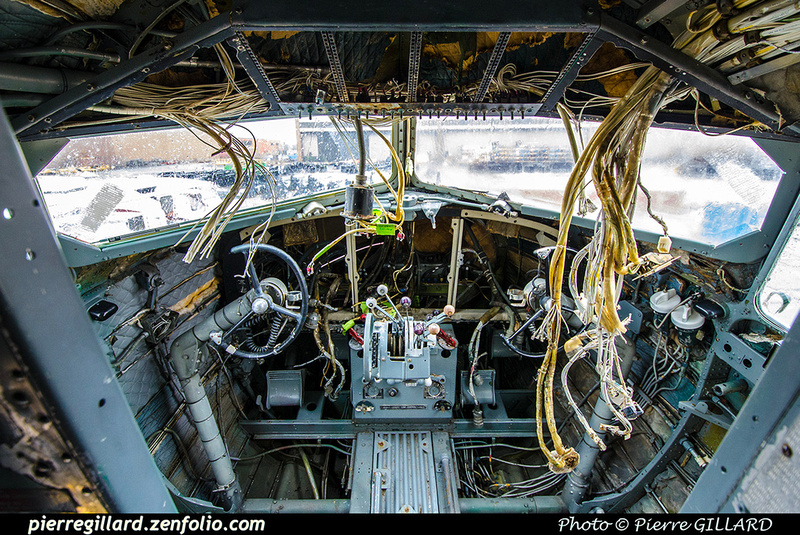 Pierre GILLARD: 2019-04-06 au 2019-06-06 (?) - Plane Savers - Restauration du DC-3 C-FDTD &emdash; 2019-711767