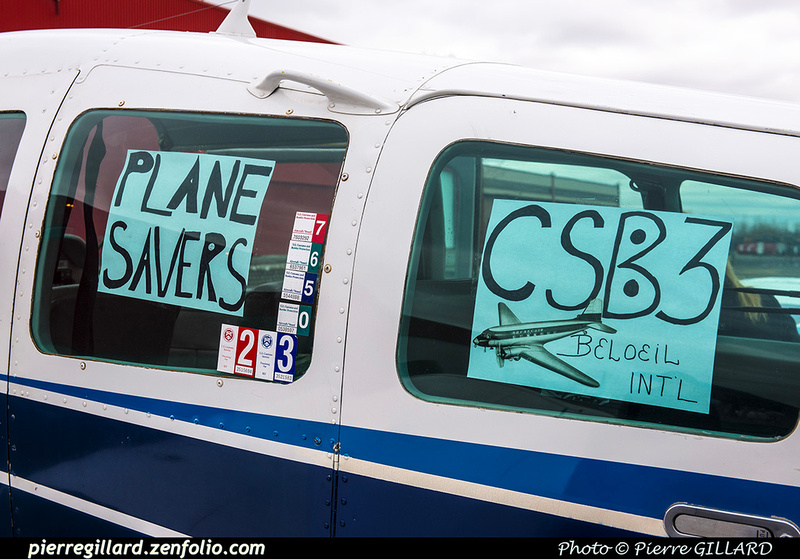 Pierre GILLARD: 2019-04-06 au 2019-06-06 (?) - Plane Savers - Restauration du DC-3 C-FDTD &emdash; 2019-621366
