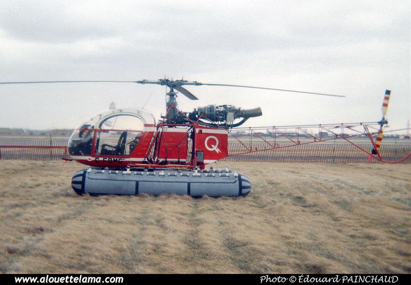 Pierre GILLARD: Canada - Les Hélicoptères La Vérendrye &emdash; 007902