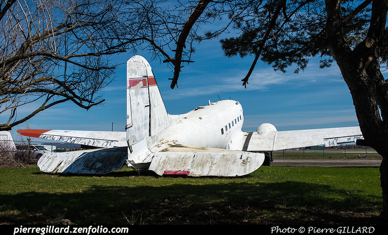 Pierre GILLARD: Canada : Avialogs (Saint-Hubert, QC) &emdash; 2017-610708