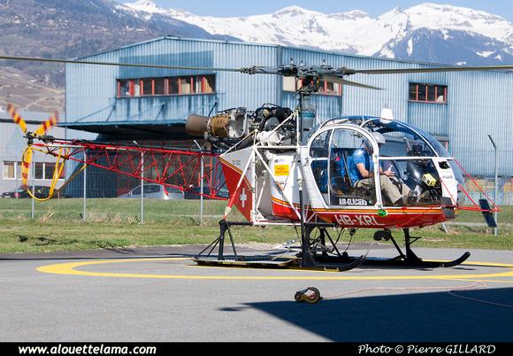 Pierre GILLARD: Air Glaciers - Sion &emdash; 2014-225687