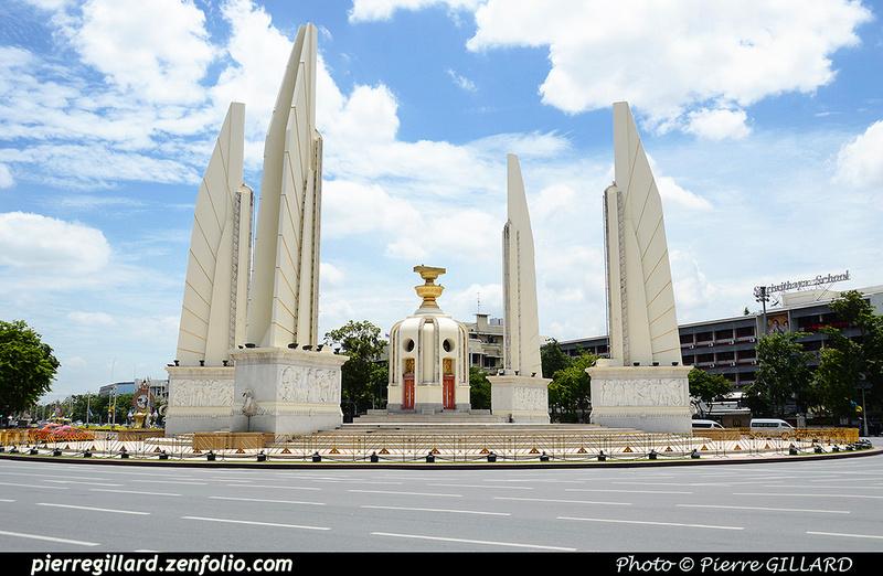 Pierre GILLARD: Bangkok - Vieille ville &emdash; 2016-512679