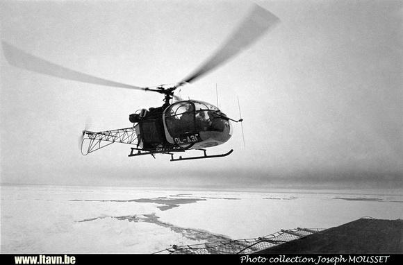 Pierre GILLARD: 1966-1967 - Expédition Antarctique &emdash; H0775
