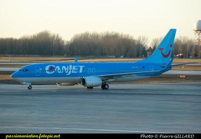 Pierre GILLARD: Canjet &emdash; 003807