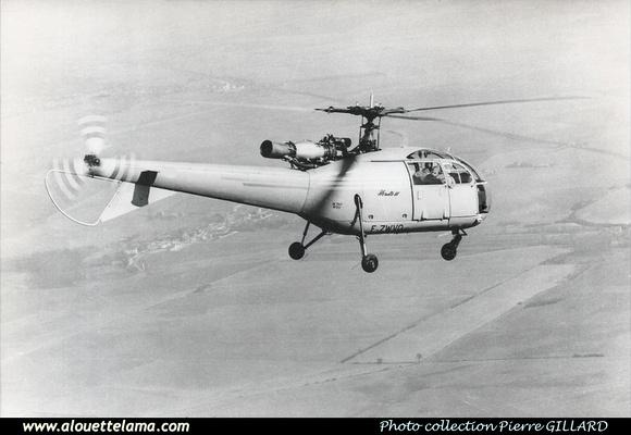 Pierre GILLARD: Prototypes : SE-3160 Alouette III &emdash; 005664