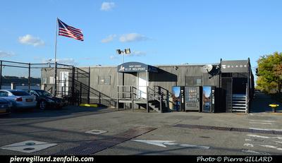 Pierre GILLARD: U.S.A. : KJRA - West 30th Street Heliport, New York, NY &emdash; 2015-509648