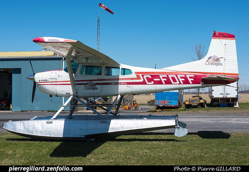 Pierre GILLARD: Aviation 2000 (La Tuque) &emdash; 2016-607504