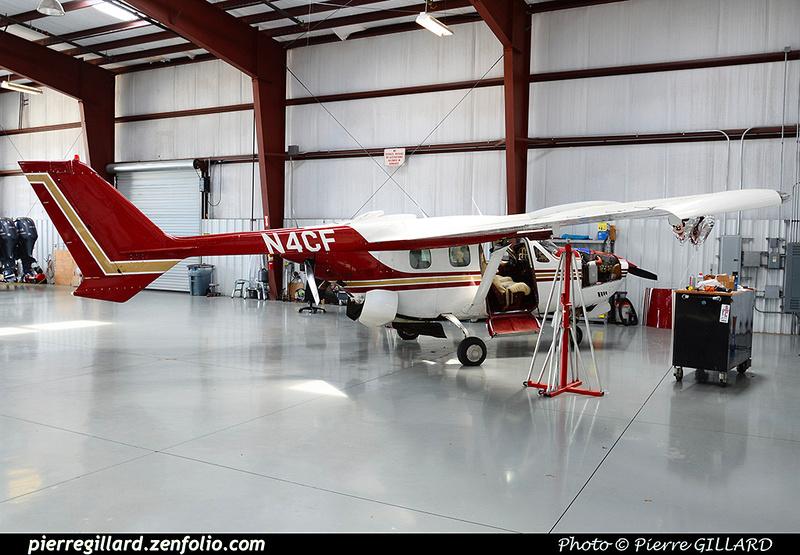 Pierre GILLARD: Private Aircraft - Avions privés : U.S.A. &emdash; 2016-510259