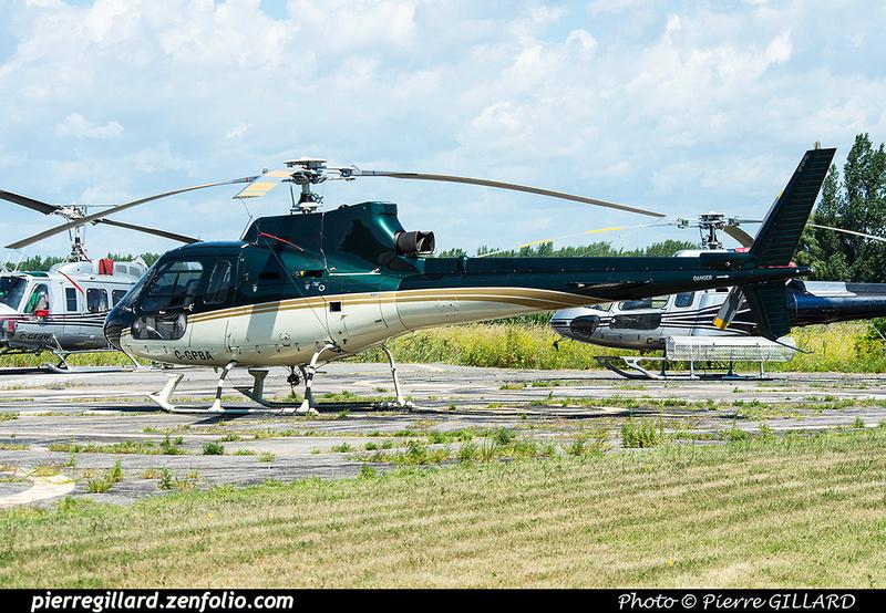 Pierre GILLARD: Canada - Bailey Helicopters &emdash; 2016-417976