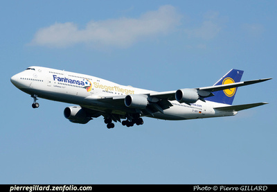 Pierre GILLARD: Lufthansa &emdash; 2015-413708
