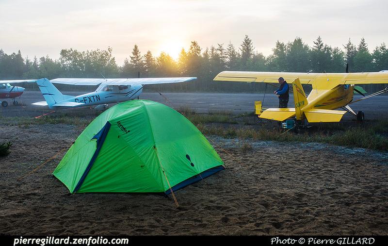 Pierre GILLARD: 2016-09-03 et 04 - RVA camping improvisé à Casey &emdash; 2016-609731