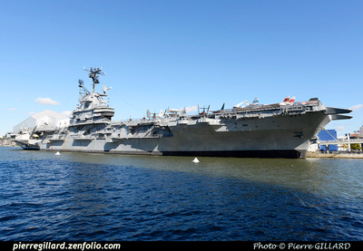 Pierre GILLARD: U.S.A. : USS Intrepid Air & Sea Museum - New York &emdash; 2015-605774