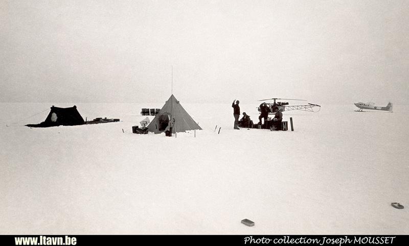Pierre GILLARD: 1966-1967 - Expédition Antarctique &emdash; H0768