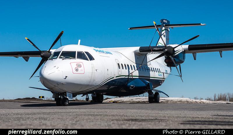 Pierre GILLARD: Pascan Aviation &emdash; 2017-610653