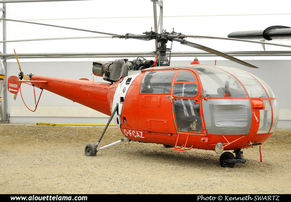 Pierre GILLARD: Canada - Aero Space Museum of Calgary &emdash; 008598