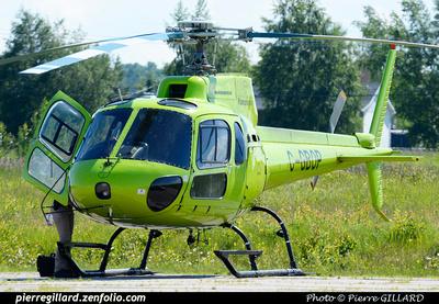 Pierre GILLARD: Canada - Hélicoptères Panorama &emdash; 2015-412728