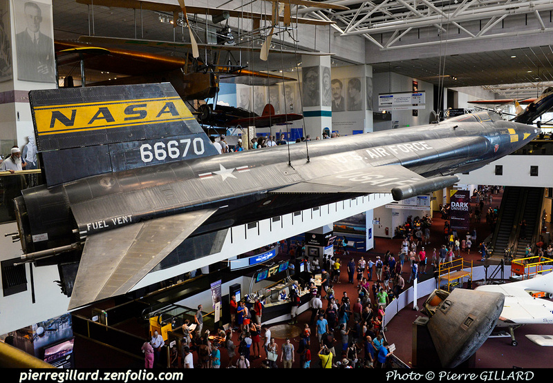 Pierre GILLARD: U.S.A. : Smithsonian - National Air & Space Museum - Washington DC &emdash; 2015-604046