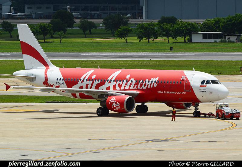 Pierre GILLARD: Air Asia &emdash; 2016-513484