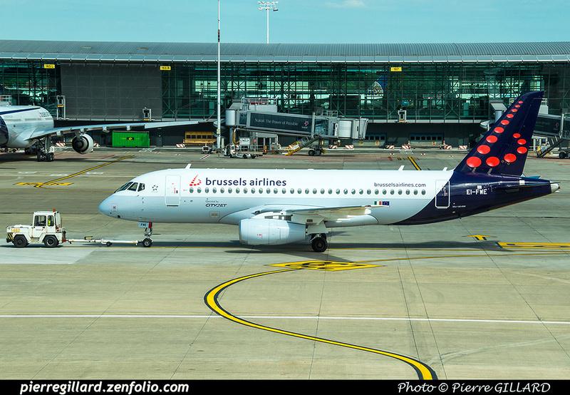 Pierre GILLARD: Brussels Airlines &emdash; EI-FWE-2017-519821