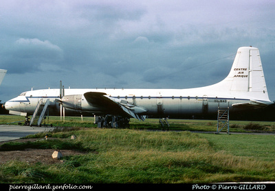 Pierre GILLARD: Centre Air Afrique &emdash; 005114