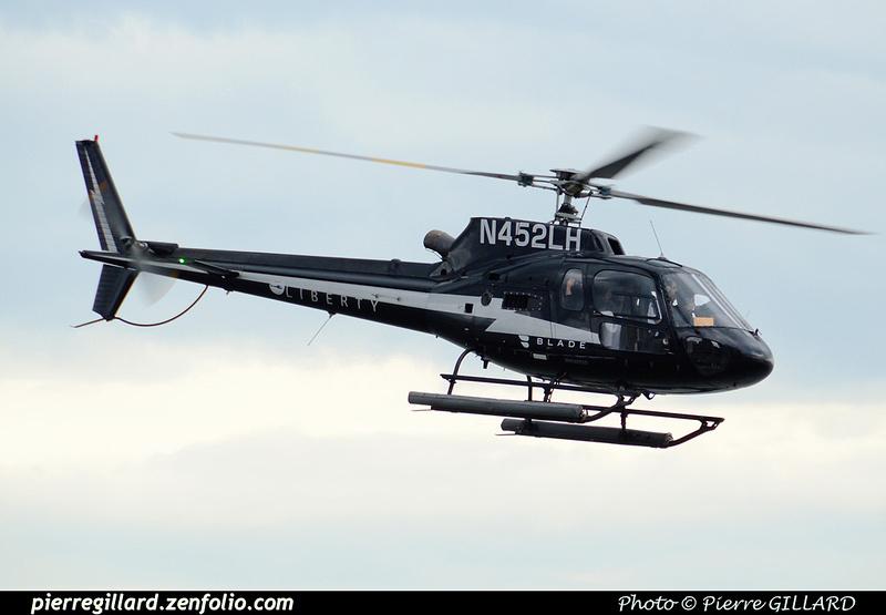 Pierre GILLARD: U.S.A. - Liberty Helicopters &emdash; 2015-509500