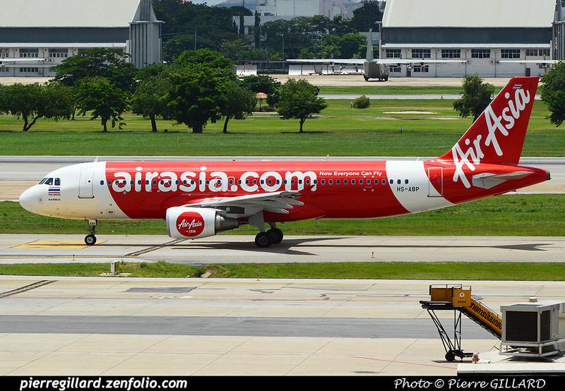 Pierre GILLARD: Air Asia &emdash; 2016-513517