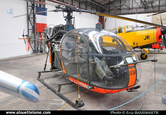 Pierre GILLARD: France - Musée de l'Aviation Légère de l'Armée de Terre et de l'hélicoptère &emdash; 005238