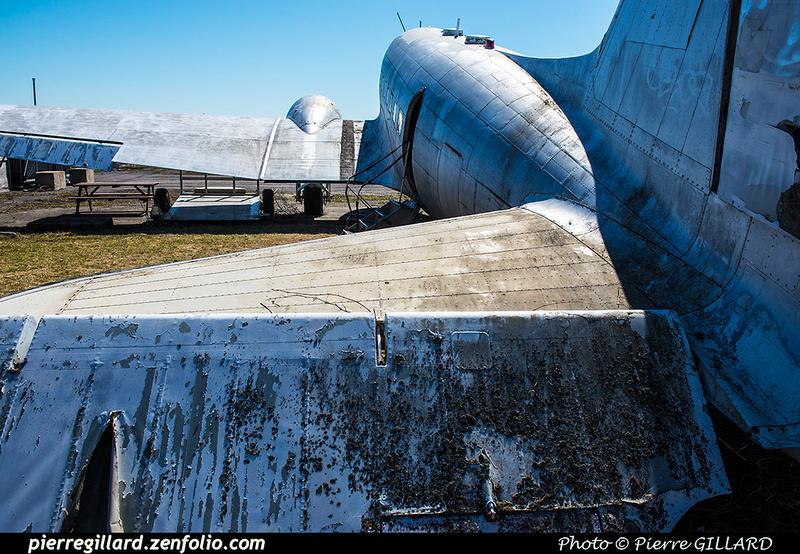 Pierre GILLARD: Canada : Avialogs (Saint-Hubert, QC) &emdash; 2017-610597