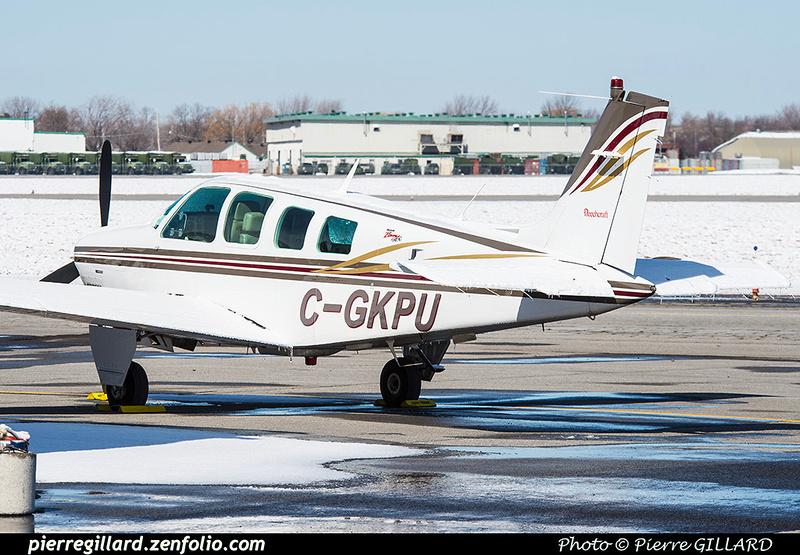 Pierre GILLARD: Private Aircraft - Avions privés : Canada &emdash; 2016-415562