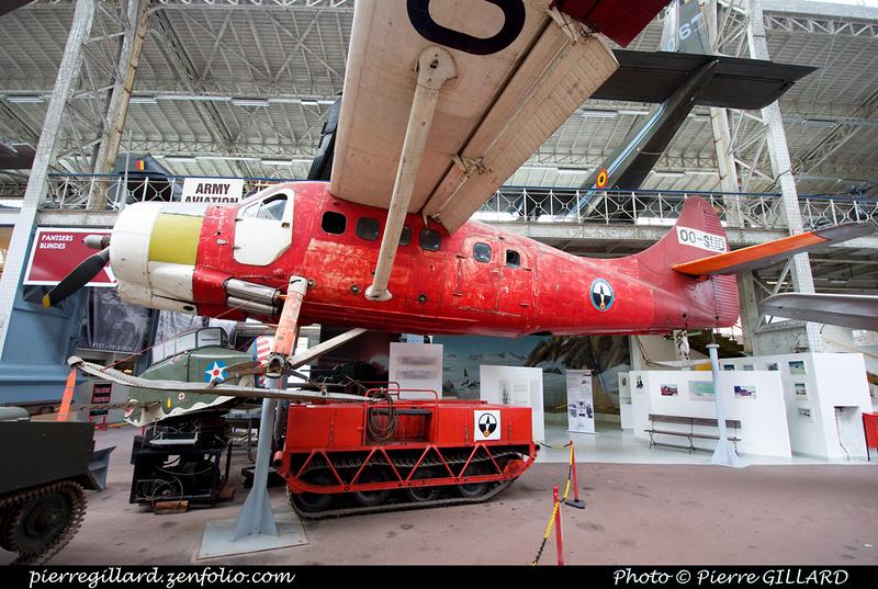 Pierre GILLARD: Belgium : Brussels Air Museum &emdash; 2013-312601
