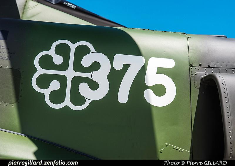 Pierre GILLARD: Canada - 438 Squadron - Escadron 438 &emdash; 2017-611045